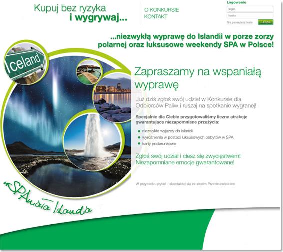 Programy lojalnościowe: SPA-niała Islandia