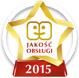Programy lojalnościowe: Gwiazdy Jakości Obsługi 2015