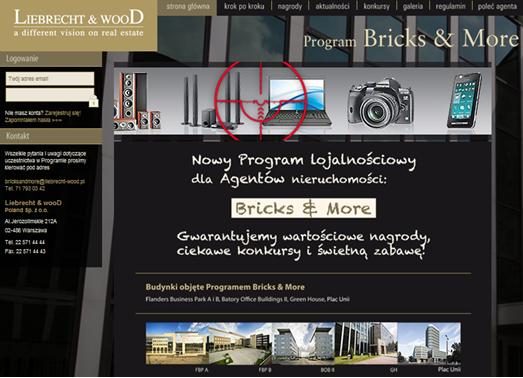 Programy lojalnościowe: Liebrecht and Wood -program lojalnościowy B2B