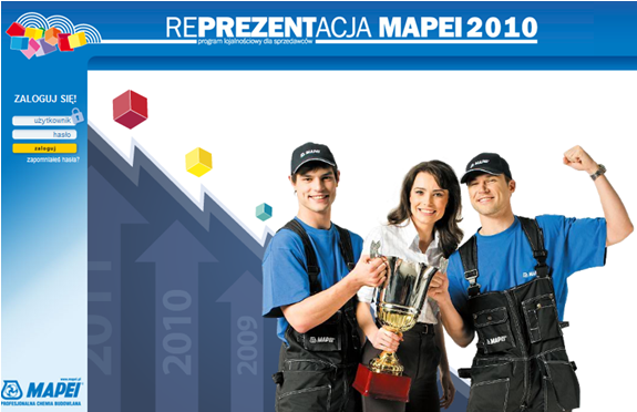 Programy lojalnościowe: Mapei 2 - Programy Lojalnościowe
