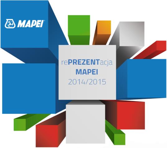 Programy lojalnościowe: Mapei 5 - Program partnerski