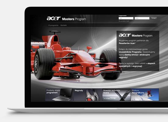Program lojalnościowy: Acer – najlepszy program dla resellerów