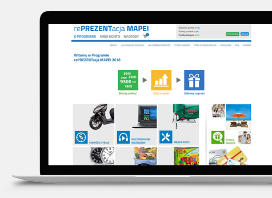 Programy lojalnościowe: Mapei – wieloletnia motywacja partnerów biznesowych
