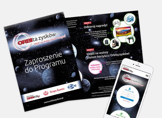 Program lojalnościowy: Distribev Orbico – program dla sklepów detalicznych