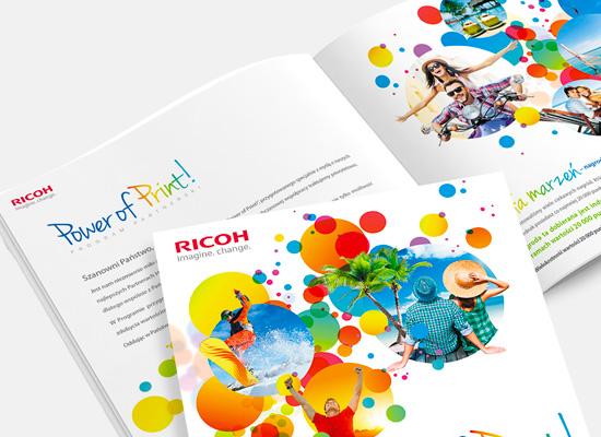 Program lojalnościowy: Ricoh – program dla partnerów biznesowych