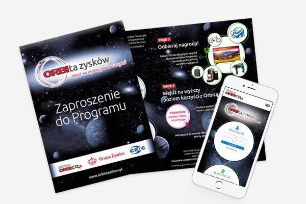 Programy lojalnościowe: Distribev Orbico – program dla sklepów detalicznych