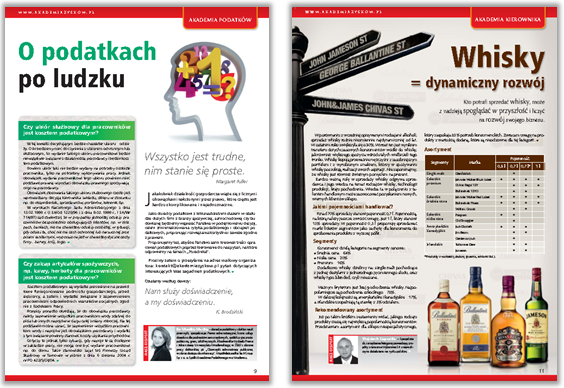 Programy lojalnościowe: Whisky i porady - Programy Lojalnościowe